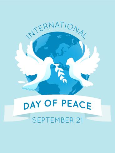 Levine J International Day Of Peace 2020