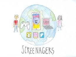 Community Screening Screenagers Flyer