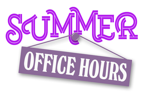 Summer Hours for Cliffwood