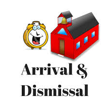Arrival and Dismissal Procedures 2018-19
