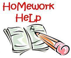 After school homework program information