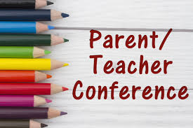 Parent/Teacher Conference Process for January 13, 14, 15, and 16