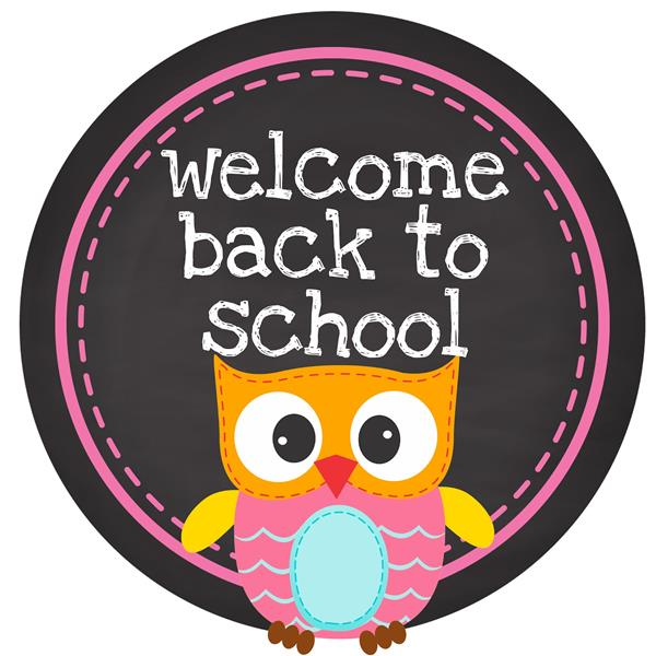Welcome Back grade 2 & 3 hybrid students!